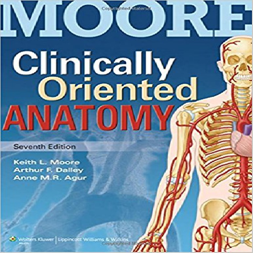 Clinically Oriented Anatomy 7th Edition 2014
